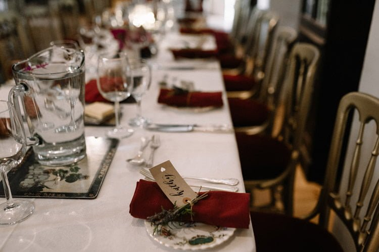 134 roundwood house intimate wedding