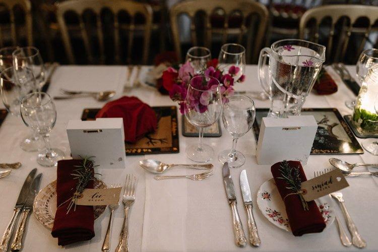 137 roundwood house intimate wedding