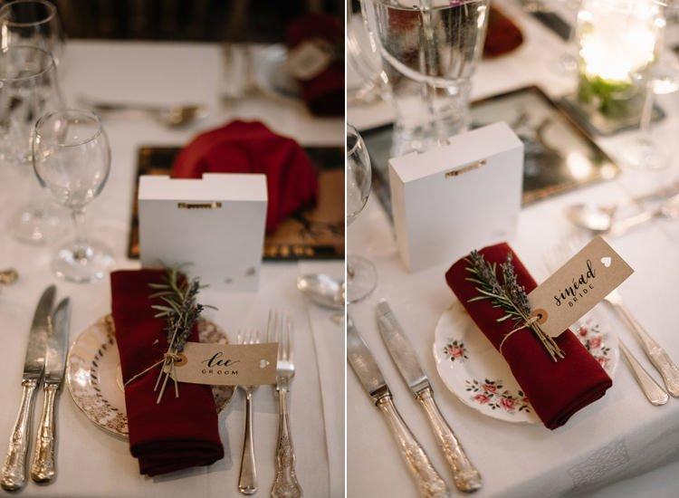 138 roundwood house intimate wedding