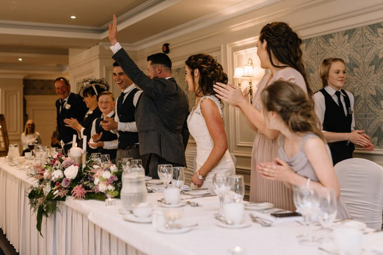 144 crover house hotel wedding photographer ireland