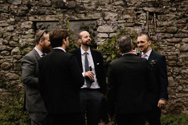 150 roundwood house intimate wedding