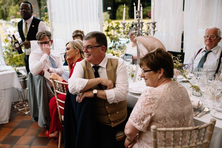 155 summer outdoor wedding at marlfield house wedding photographer