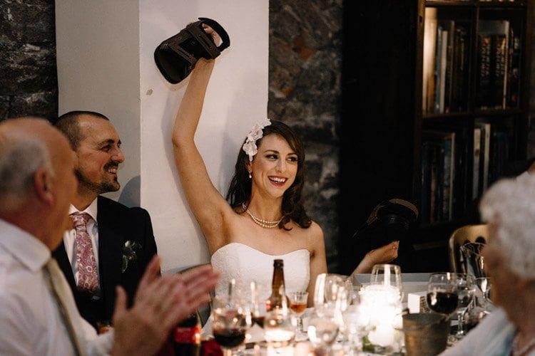 162 roundwood house intimate wedding