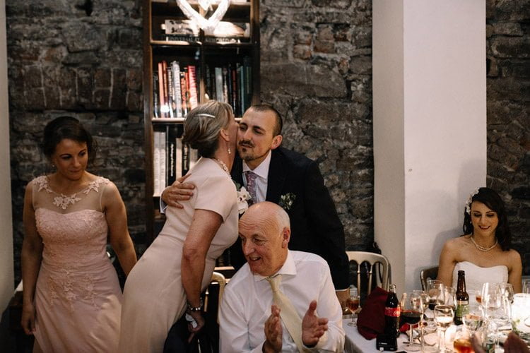 163 roundwood house intimate wedding