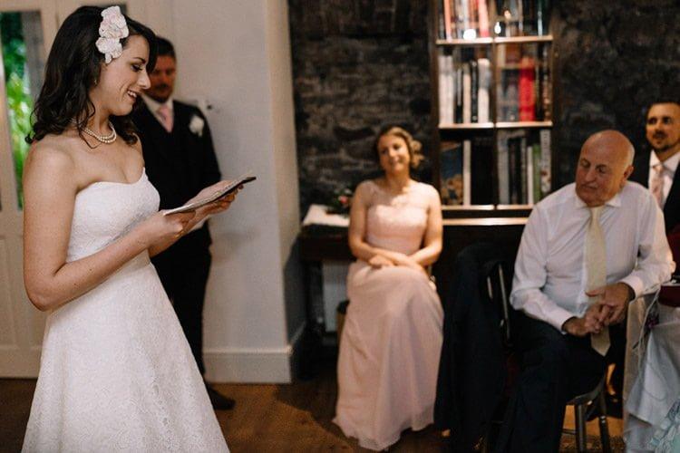 165 roundwood house intimate wedding