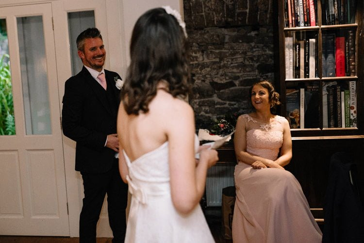 167 roundwood house intimate wedding