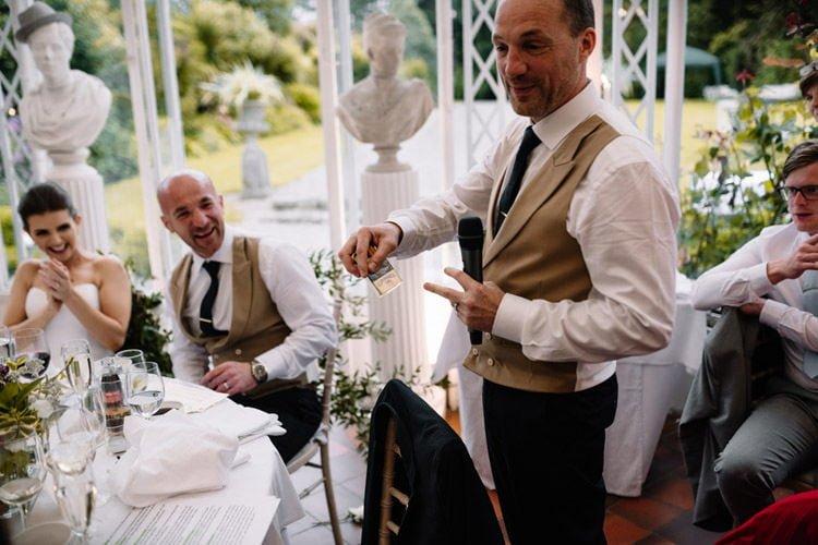 179 summer outdoor wedding at marlfield house wedding photographer