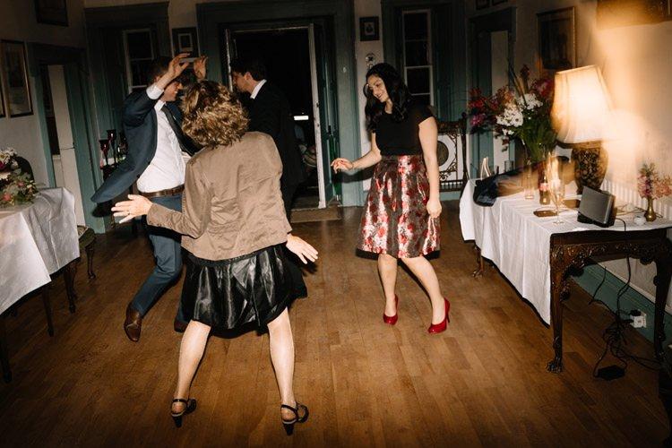 184 roundwood house intimate wedding
