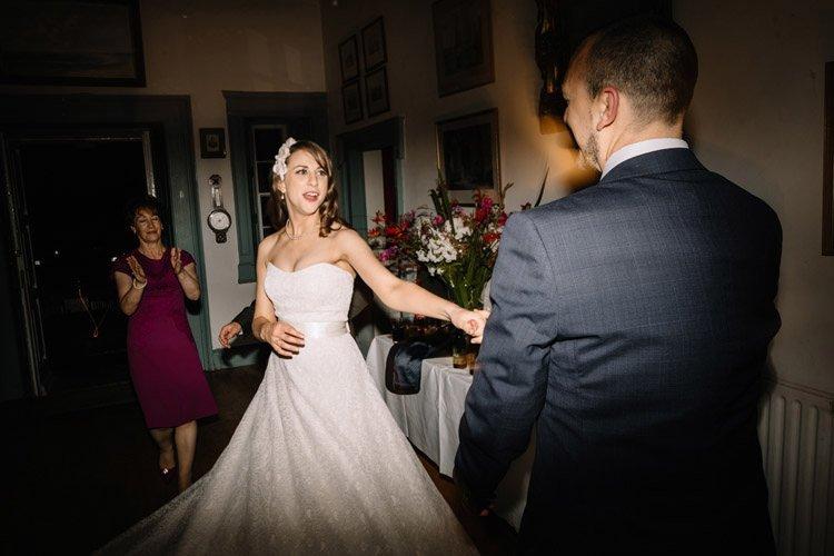 189 roundwood house intimate wedding