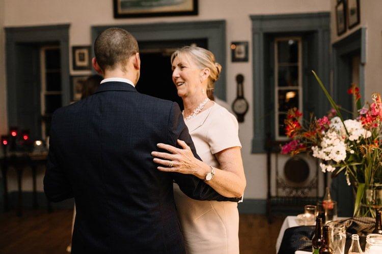 194 roundwood house intimate wedding