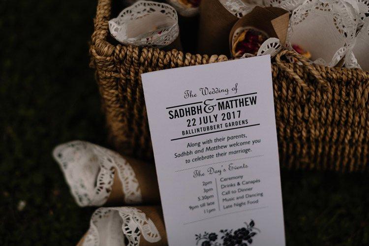 054 ballintubbert house wedding wedding photographer ireland rustic style