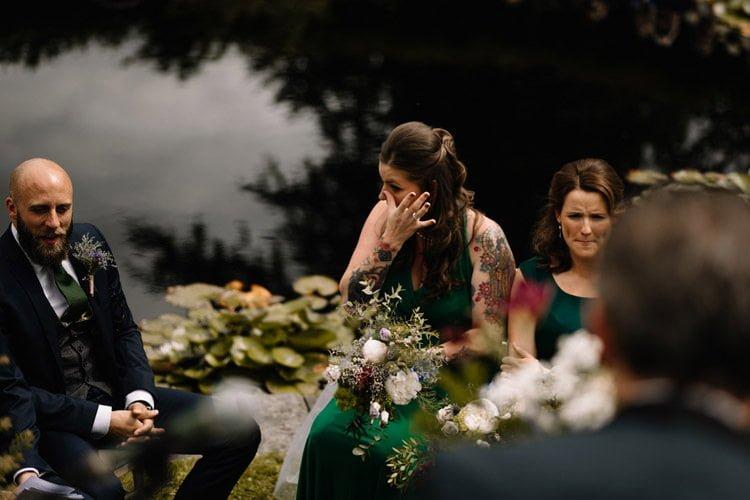 119 ballintubbert house wedding wedding photographer ireland rustic style