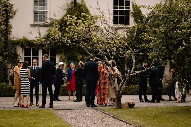 126 ballintubbert house wedding wedding photographer ireland rustic style
