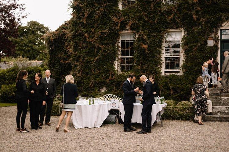 174 ballintubbert house wedding wedding photographer ireland rustic style