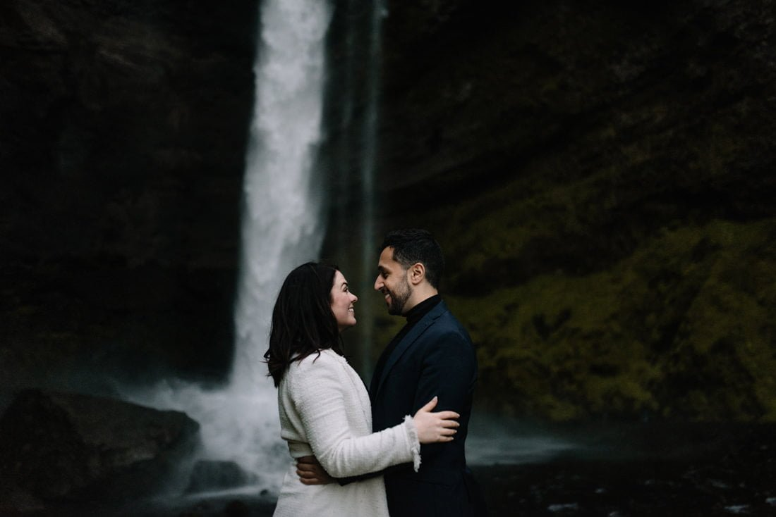 073 engagement session iceland intimate session in mountians