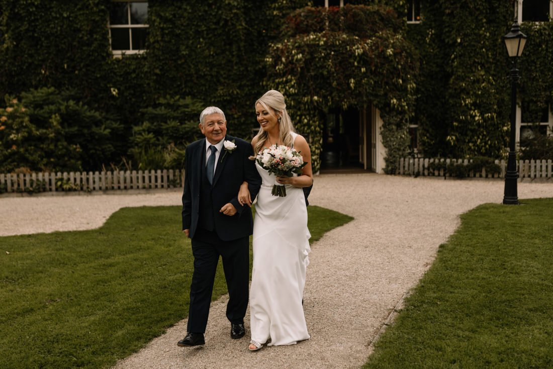 061 wedding at the brooklodge macreddin village wedding photographer wicklow