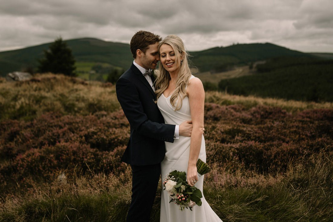 107 wedding at the brooklodge macreddin village wedding photographer wicklow