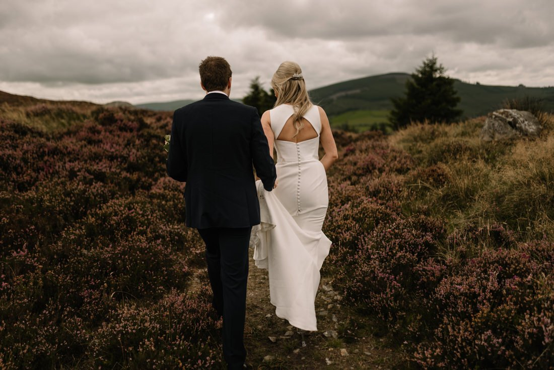 110 wedding at the brooklodge macreddin village wedding photographer wicklow
