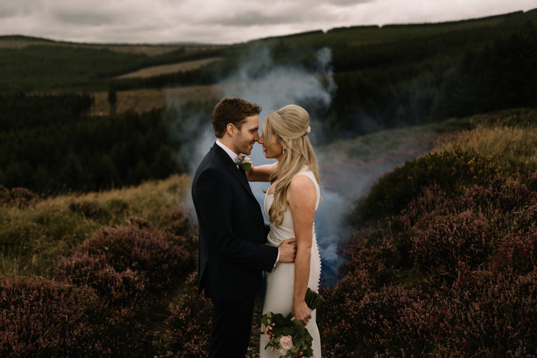 111 wedding at the brooklodge macreddin village wedding photographer wicklow