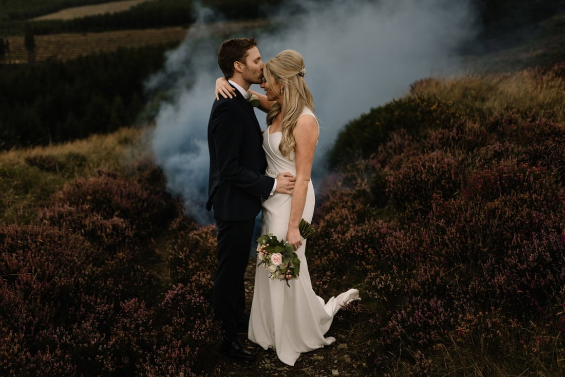116 wedding at the brooklodge macreddin village wedding photographer wicklow