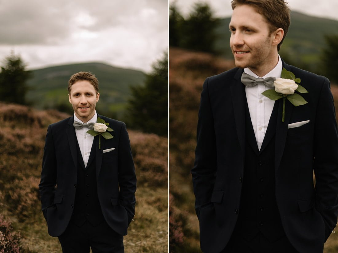117 wedding at the brooklodge macreddin village wedding photographer wicklow