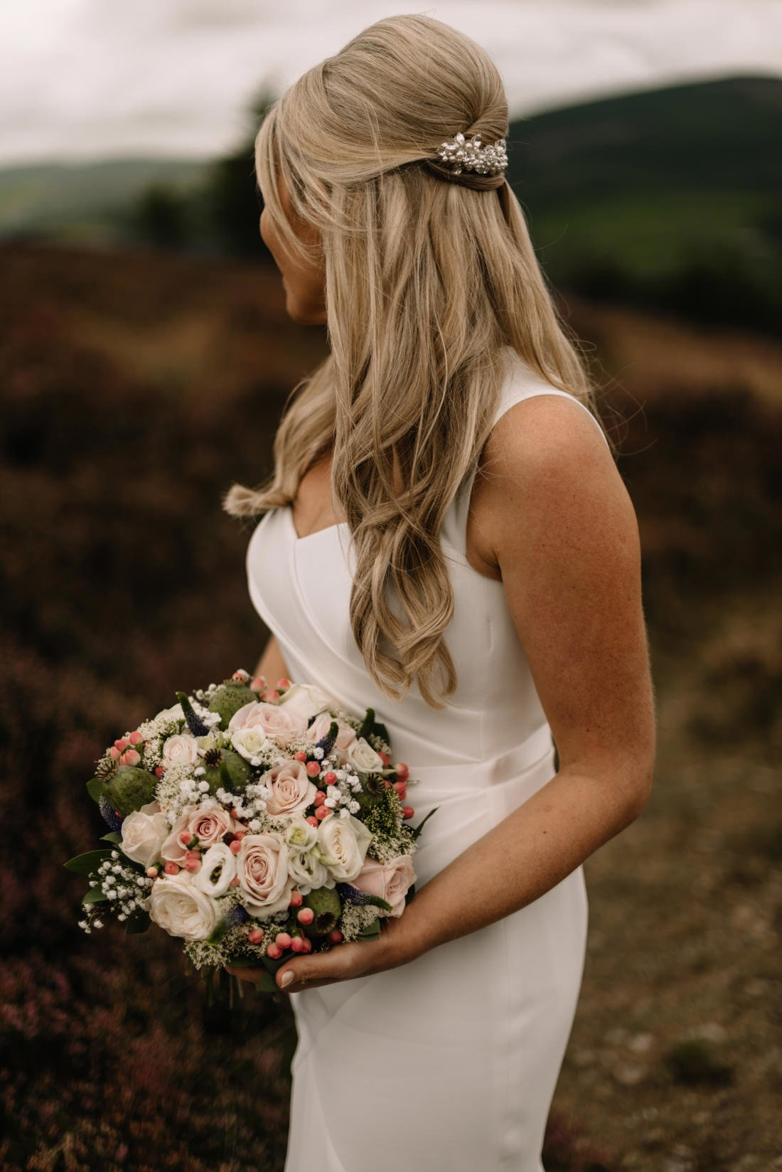 120 wedding at the brooklodge macreddin village wedding photographer wicklow