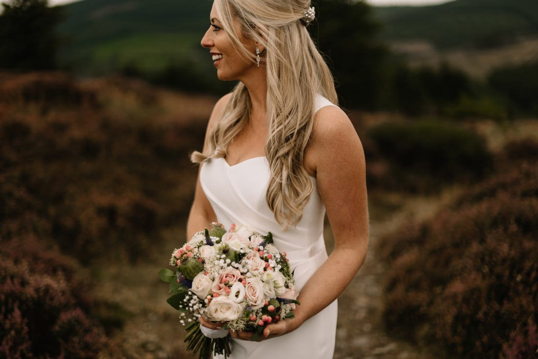121 wedding at the brooklodge macreddin village wedding photographer wicklow