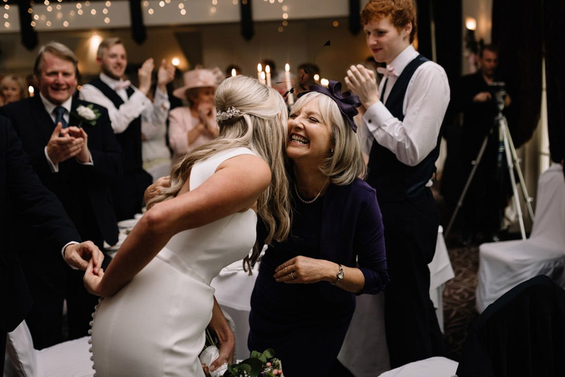 141 wedding at the brooklodge macreddin village wedding photographer wicklow