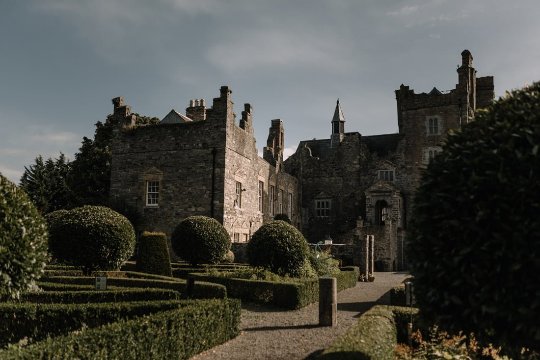 001 drimnagh castle wedding photographer dublin