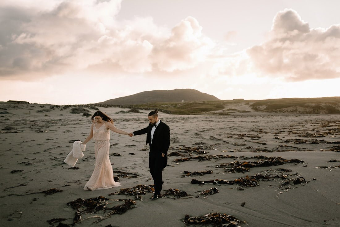 035 clifden galway wedding photographer engagement session