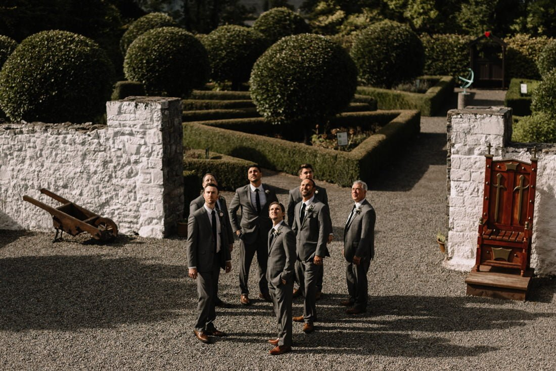042 drimnagh castle wedding photographer dublin