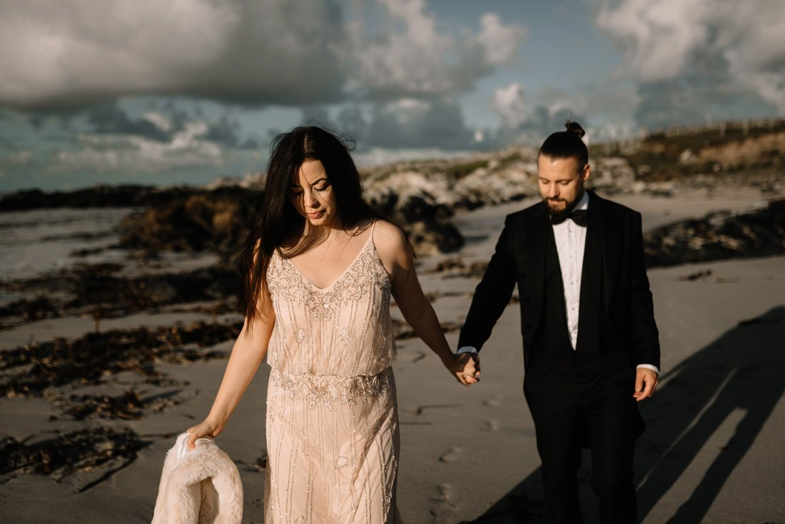 045 clifden galway wedding photographer engagement session