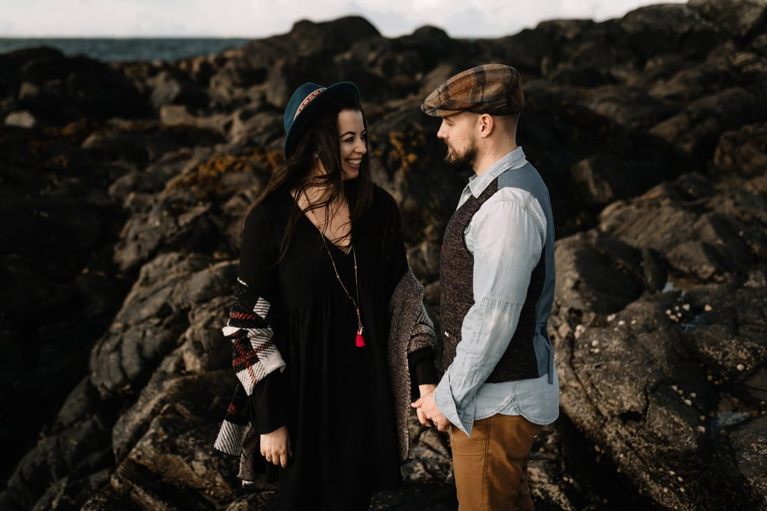058 clifden galway wedding photographer engagement session