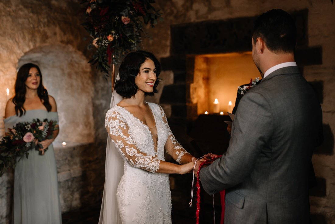 An Intimate Wedding Drimnagh Castle