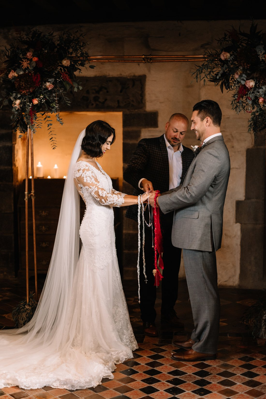 An Intimate Wedding at Drimnagh Castle