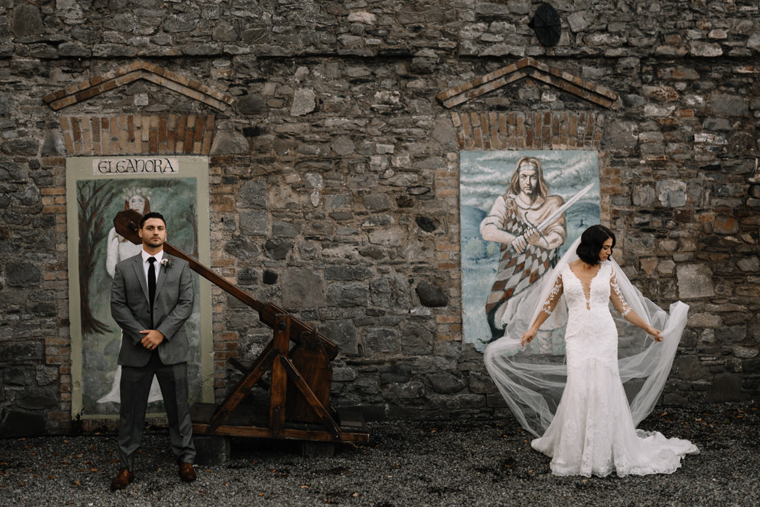 157 drimnagh castle wedding photographer dublin