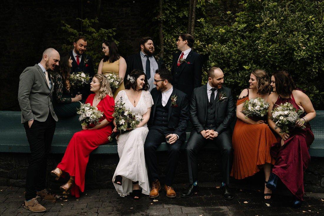 106 langton house hotel irish wedding photographers