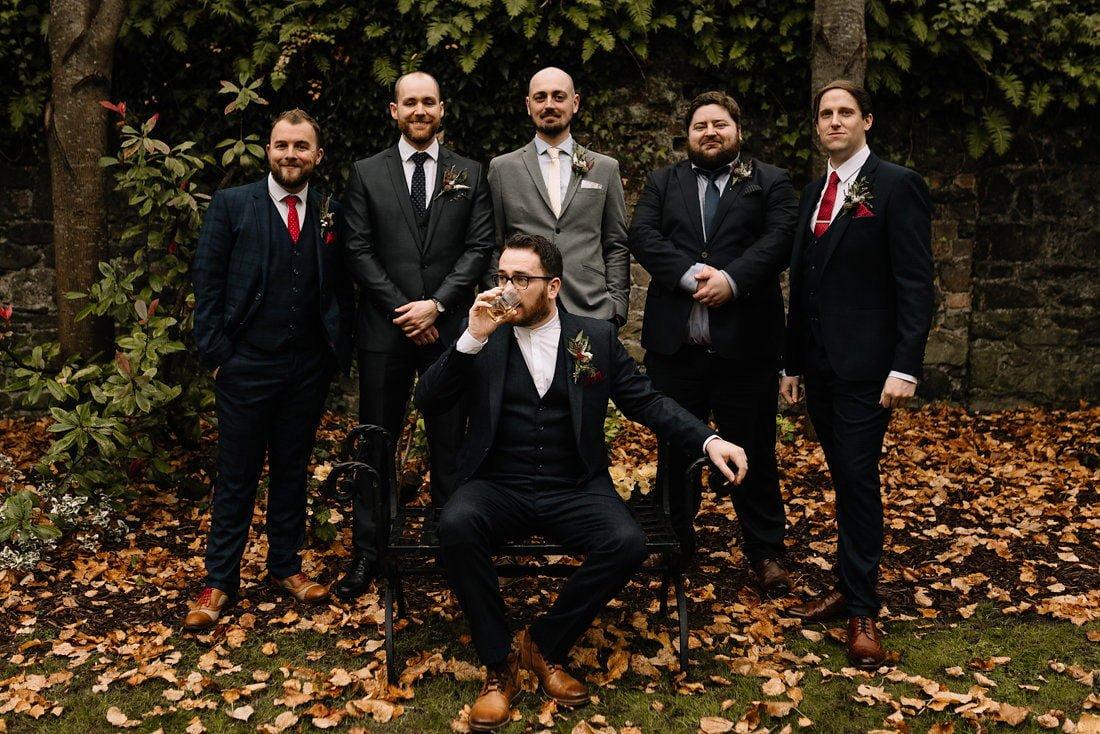108 langton house hotel irish wedding photographers