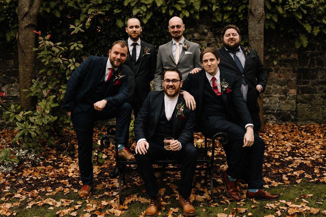 109 langton house hotel irish wedding photographers