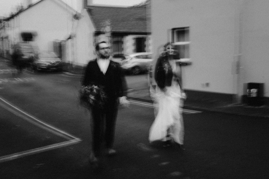 Alternative Wedding at Langton House Hotel