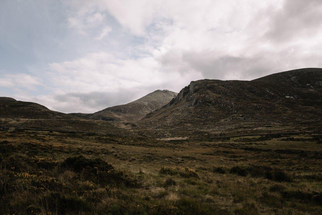 016 northern ireland wedding photographer mourne mountains elopement