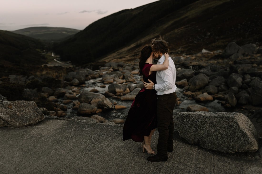 030 glendalough engagement session wedding photographer dublin