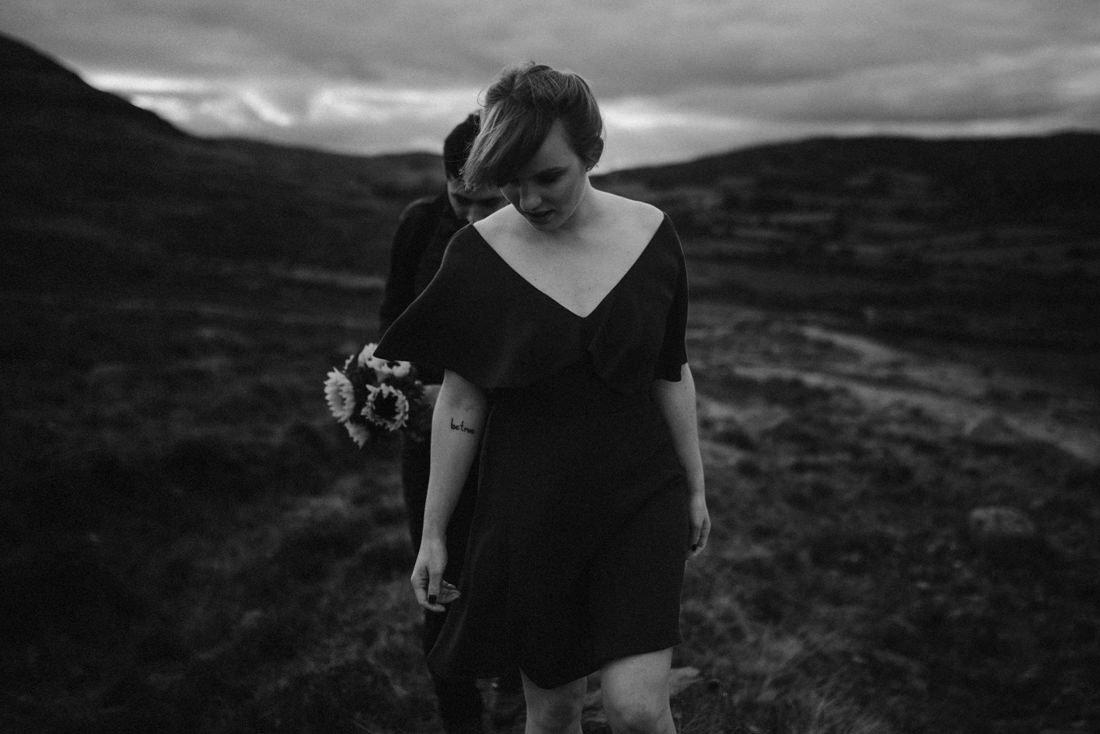 031 northern ireland wedding photographer mourne mountains elopement