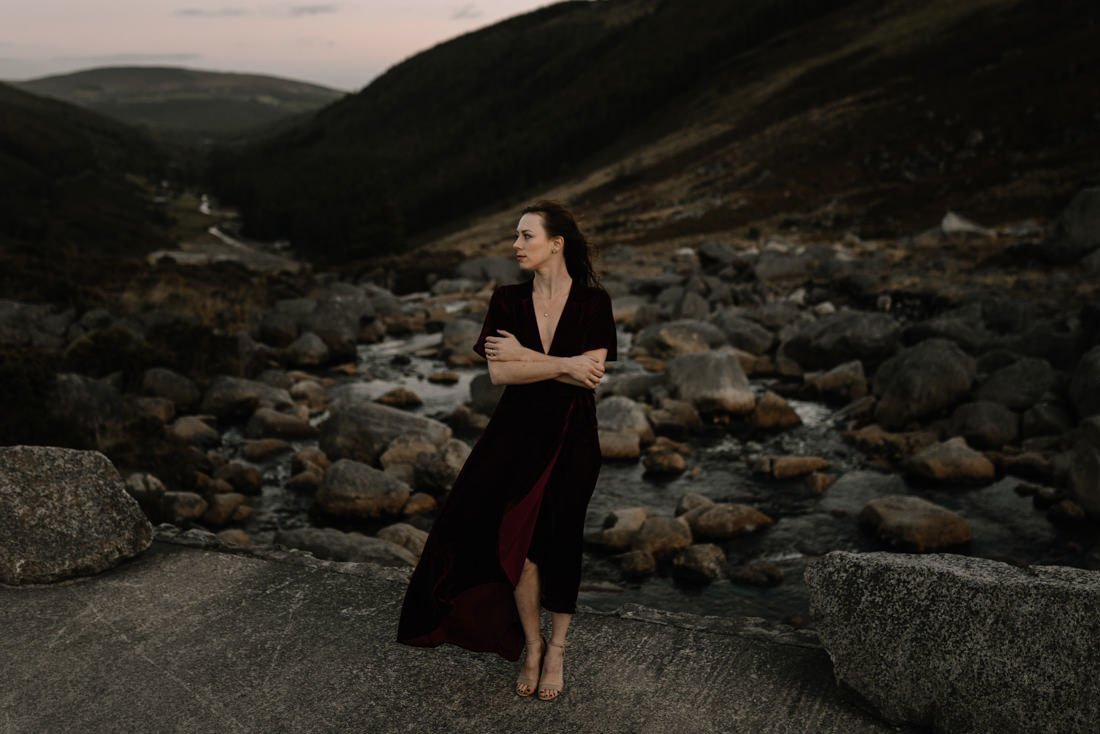 033 glendalough engagement session wedding photographer dublin