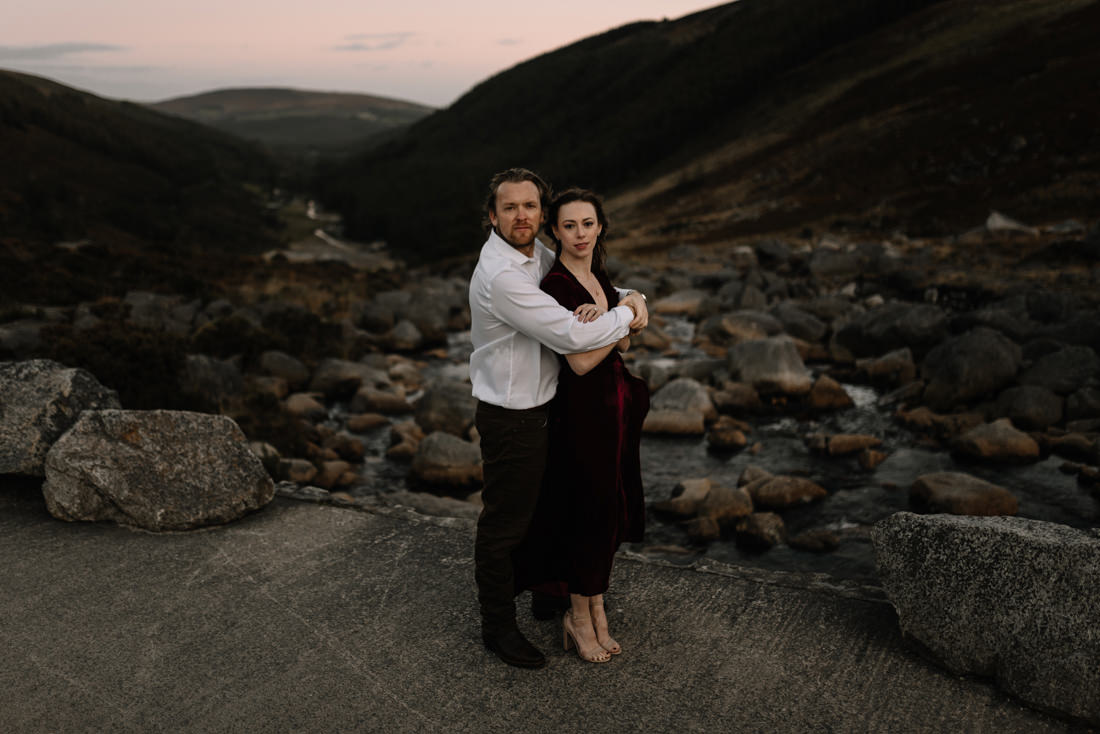 037 glendalough engagement session wedding photographer dublin