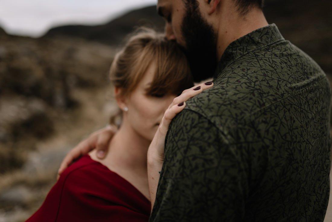 044 northern ireland wedding photographer mourne mountains elopement