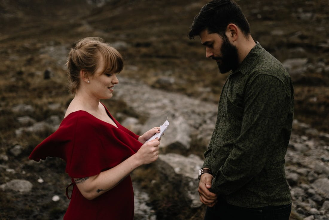 051 northern ireland wedding photographer mourne mountains elopement