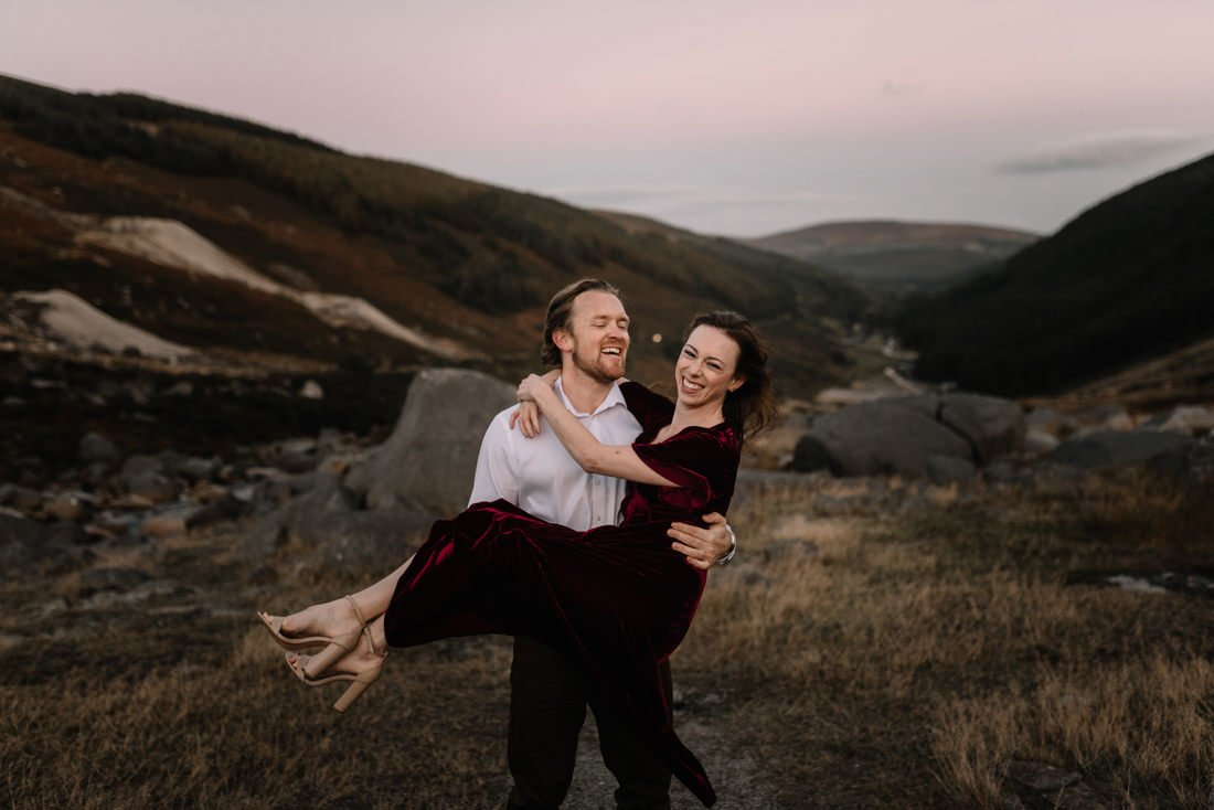 055 glendalough engagement session wedding photographer dublin