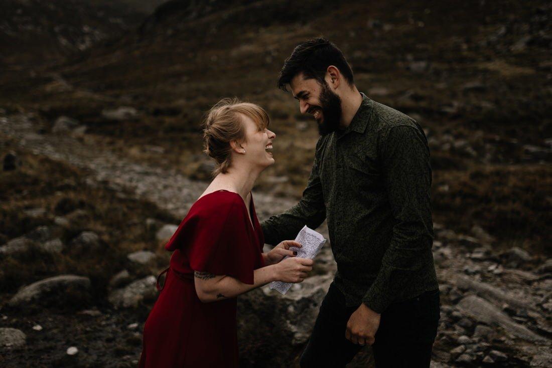 058 northern ireland wedding photographer mourne mountains elopement