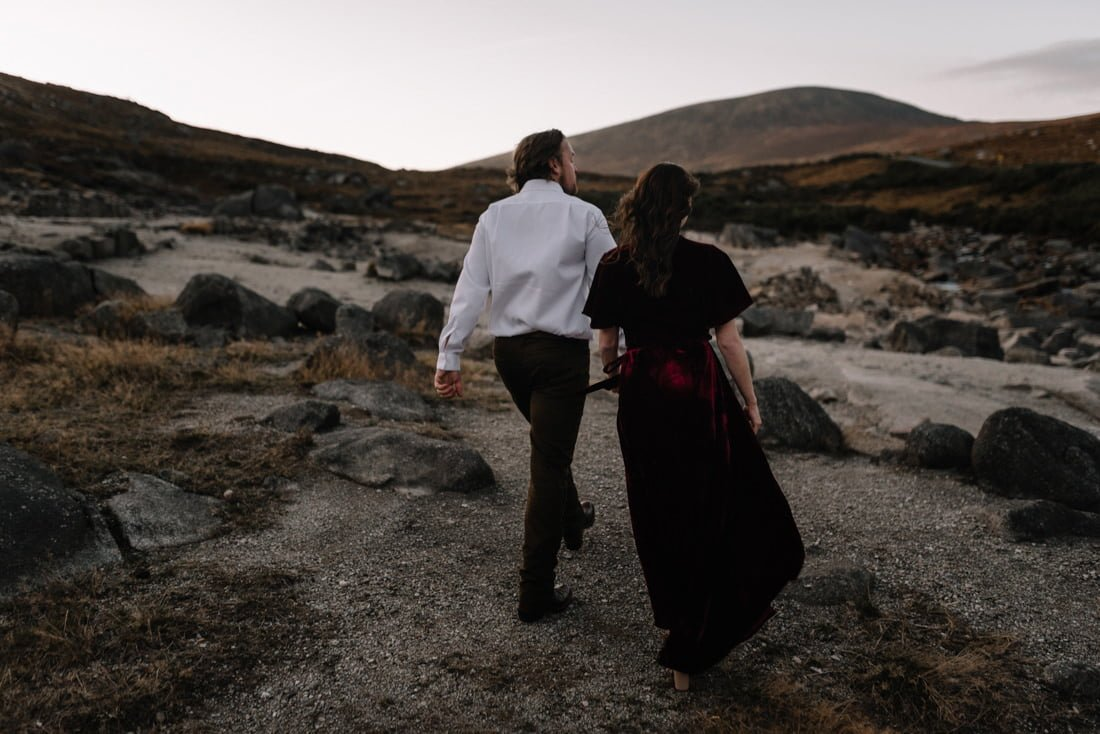 059 glendalough engagement session wedding photographer dublin